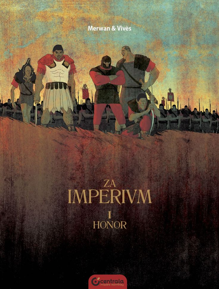 Za Imperium, t.1: Honor, Merwan Chabane, Bastien Vivès picture book