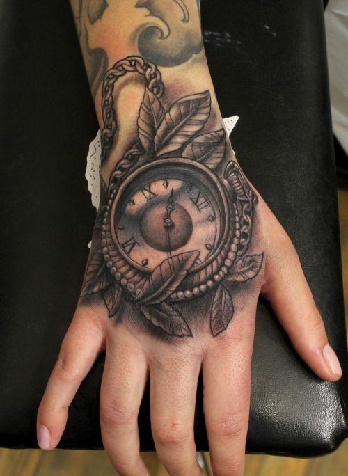 Stilvolle Kleine Hand Tattoo Designs 3d Hand Fuss Tattoos