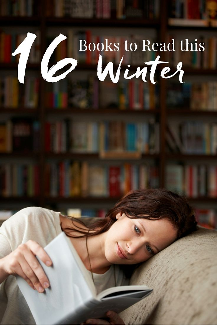 This list of 16 Books to Read this Winter has everything from love to fantasy to…