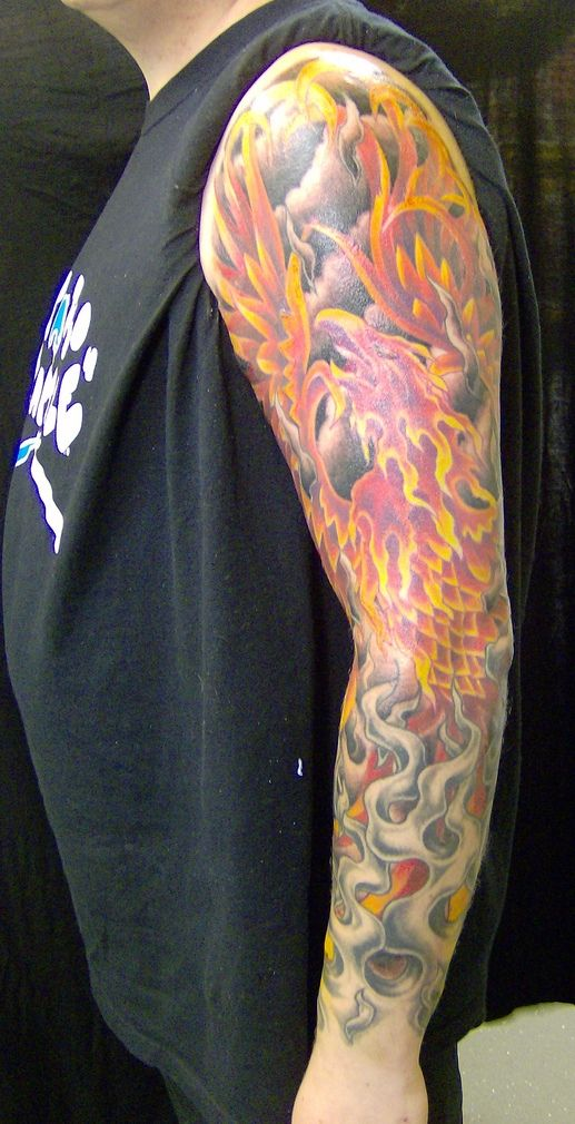 Full Sleeve Tattoo | June 12, 2013 By: admin Category: Full Sleeve Tattoo Designs