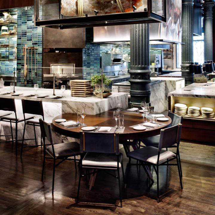 Chefs Club By Food Wine Showcases The Work Of A Rotating Roster International Star