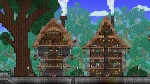 Image result for cool terraria houses