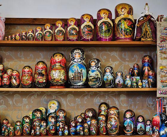 Matryoshka | AJ Tours | Russia travel