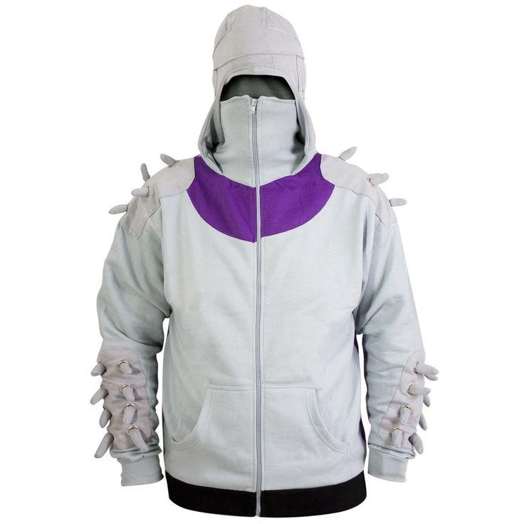 Teenage Mutant Ninja Turtles - Shredder Costume Hoodie