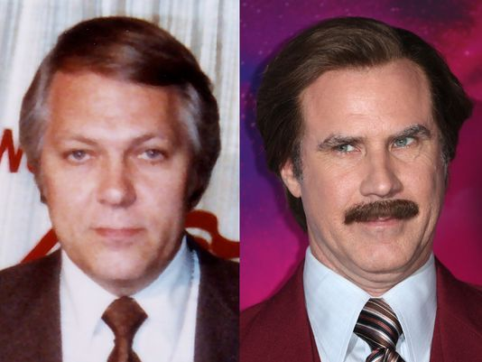 You're welcome, America: Meet The Anchorman Who Inspired Ron Burgundy, Mort Crim
