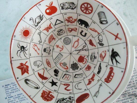 Pin on Writing |Gypsy Fortune Teller Symbols