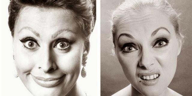 Un originale e divertente tuffo negli anni '60, celebrità come caricature di fronte all'obiettivo di Willy Rizzo! #spytwins #spygossip #spymission #caricature #photo #sophialoren #catherinedeneuve