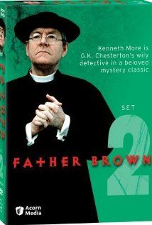 Father Brown Poster/netflix
