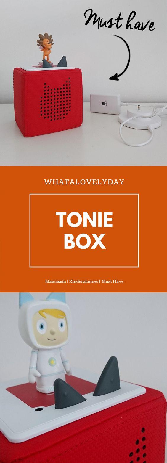 DIE TONIE BOX KINDERZIMMER MUST HAVE  Wir haben lange im Internet nach einer Alternative gesucht. Schlussendlich war bei uns im Spielzeuggeschäft die Toniebox ausgestellt. Und auch bereit von den Kindern und mir getestet zu werden.  #tonie #toniebox #kids #kinderzimmer #hörspiel #spielzeug #whatalovelyday