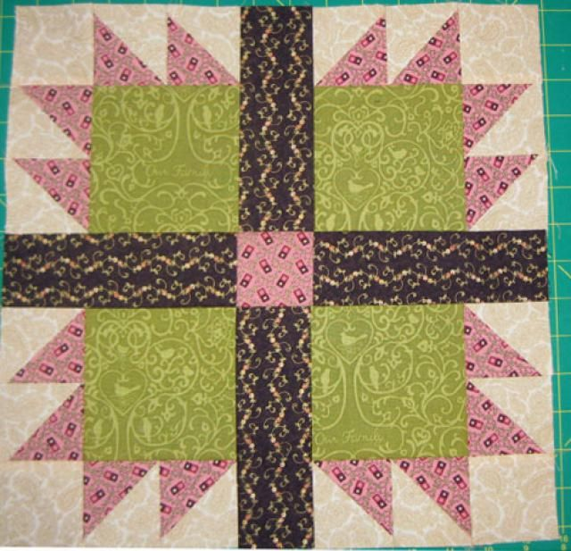 It's Oh-So-Easy to Make Bear's Paw Quilt Blocks: How to Make Bear's Paw Quilt Blocks