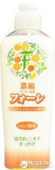 Жидкость для мытья посуды Kaneyo Faure антибактериальное апельсин 250 мл (4901329271507)