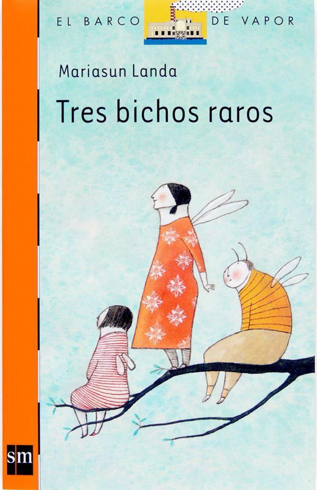 LD TRES BICHOS RAROS