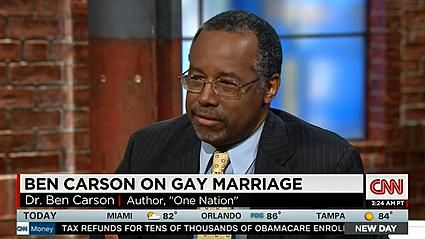 Obama-Approved Anti-Bullying Advocate Tells Black Doctor Ben Carson 'Suck My D*ck' - Breitbart