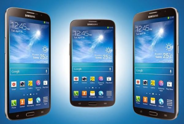 Dunia Teknologi: Samsung Galaxy Mega 2 SM-G750