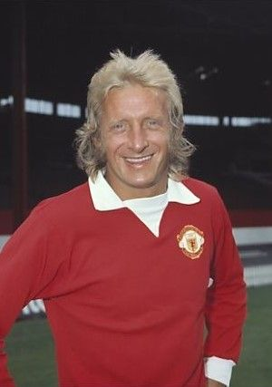 Denis Law Manchester United 1972