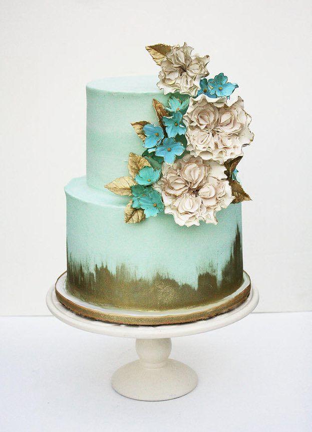 Les 281 Meilleures Images Du Tableau Wedding Cakes Sur