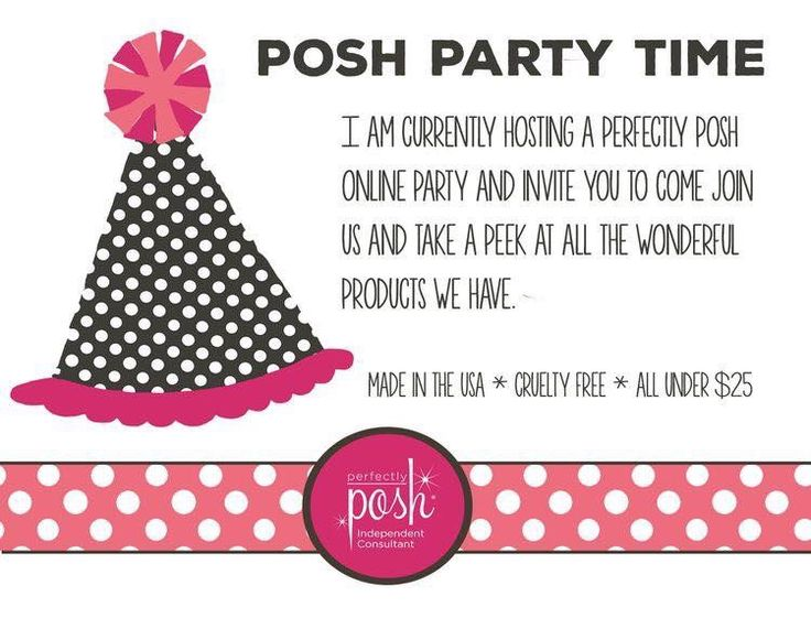 Online From The Comfort Of Your Own Home And All Fabulous Products Will Be Delivered Straight To Doorstep Join Our Perfectly Posh Party