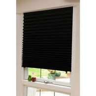 If you struggle to sleep with the flimsy blinds or curtains your room has, how about some temporary blackout blinds?