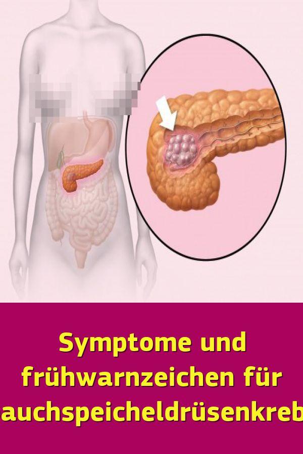 Anzeichen Krebs