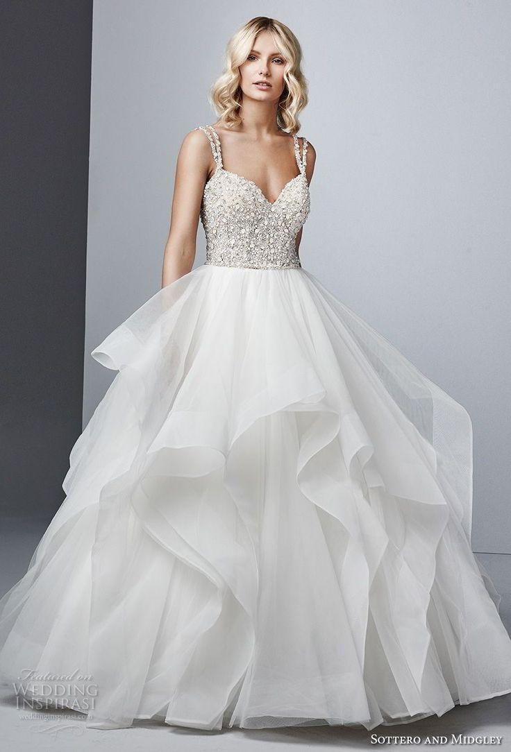 Sottero and Midgley Fall 2017 Wedding Dresses - Fall Grayson o Bridal Collection