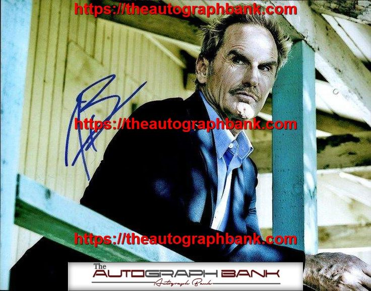 This is a beautiful autograph of Jere Burns. All of our autographs were obtained inperson and come with a Certificate of Authenticity. To see more check us out on theautographbank.com