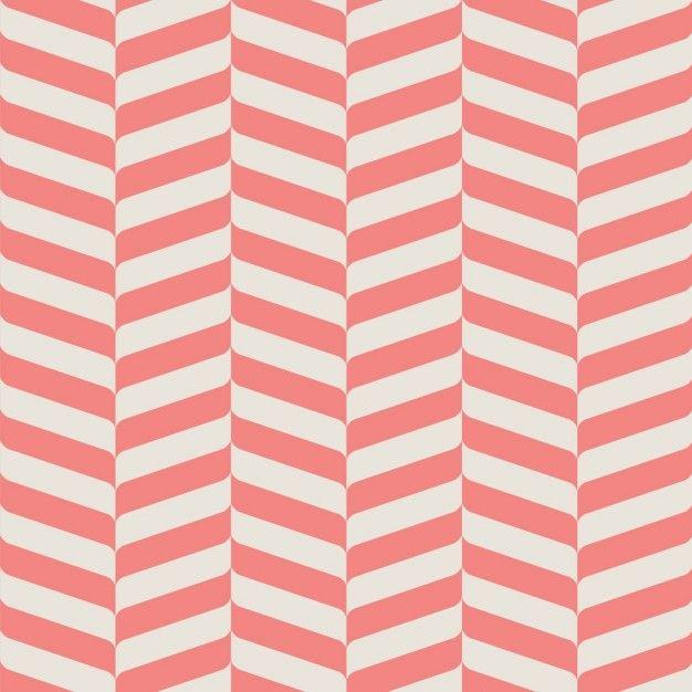 zigzag patrón transparente geométrica Vector Gratis
