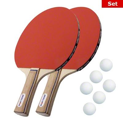 """Sport-Thieme® Tischtennis-Schlägerset """"Paris"""""""