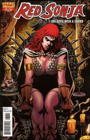 Red Sonja #70 - VF