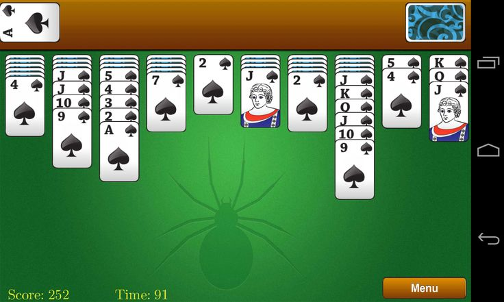 Play Spider Solitaire • Play Free Spider Solitaire Game Online Today!  What do you know about spider solitaire? Have you ever been tire to play Spider Solitaire get frustrated and give up? It's actually a fascinating game once you learn some tips that can help you win more often. To play Spider Solitaire online is a popular card game and it's a challenging and tasking, but it is not as complicated as it seems at first glance.  Play Now: http://playfreeonline32.com/play-spider-solitaire/