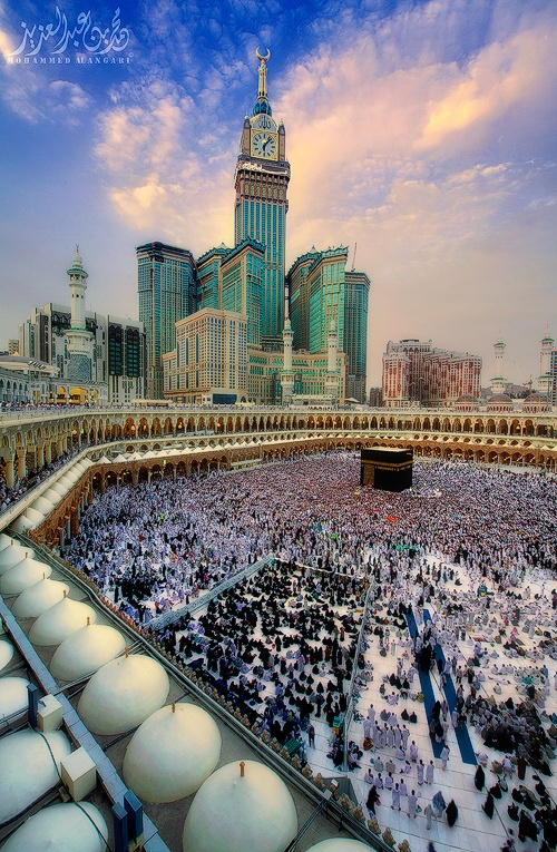 Of Mecca in the sun shining spirituality take this snapshot of the house of Rahman