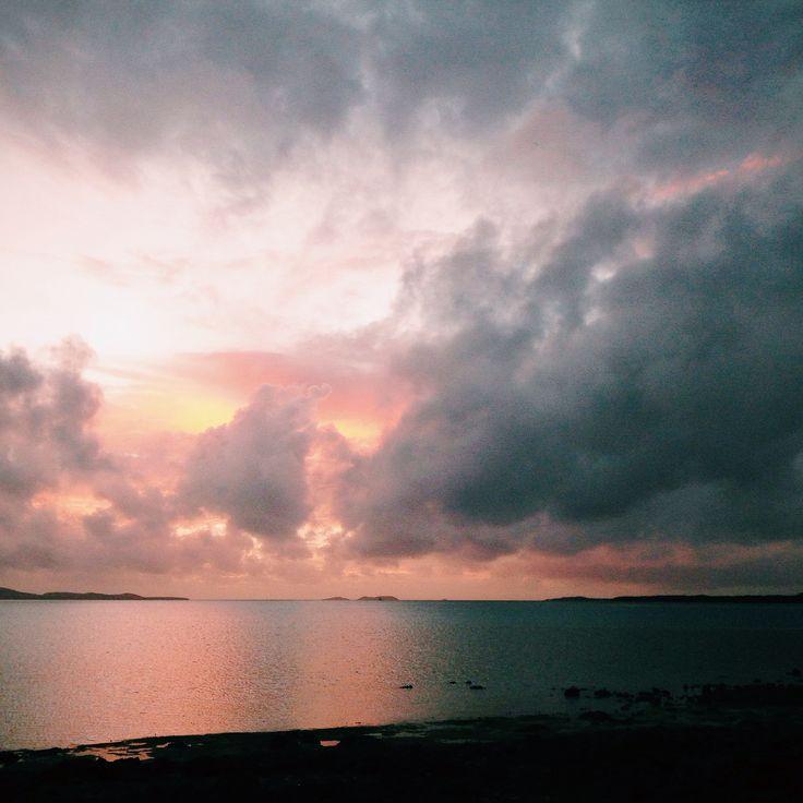 Early one morning #sadiesbeach #thursdayisland