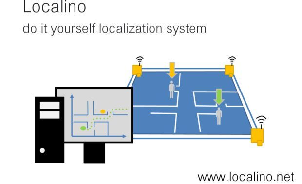 Localino: Open Source Indoor Positioning System (Arduino + Decawave)