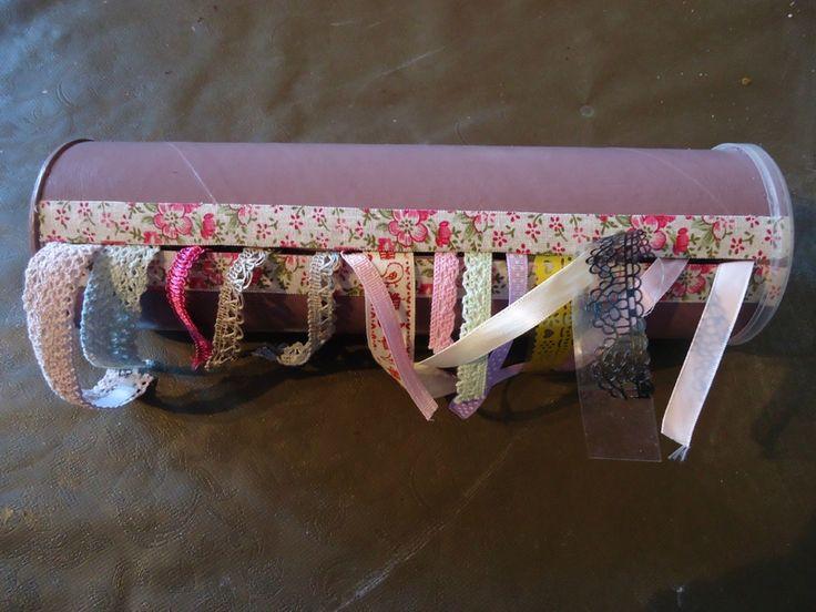 DIY rangement ruban