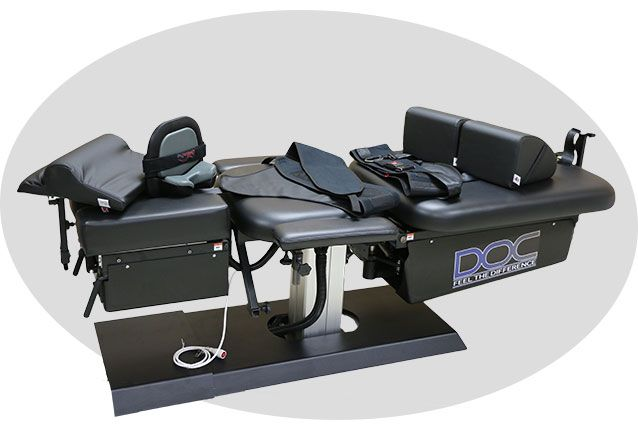Use Of Spinal Decompression Advertising  Spinal decompression therapy, the primary focus is to release the tension that has been built around the spinal nerves for many years.