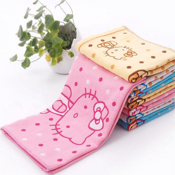 K*Waii Regalitos Frikis y Divertidos - Toalla Hello Kitty http://www.regalitolindo.cl/product/173824/toalla-hello-kitty