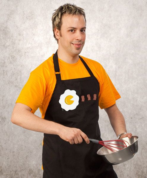 Eggs and Bacon funny Cooking Apron Husband Awesome by store365
