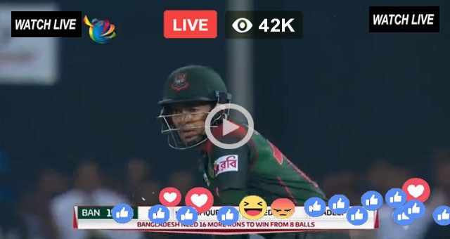 Live Cricket Online BAN vs SL Live | Bangladesh vs Sri Lanka
