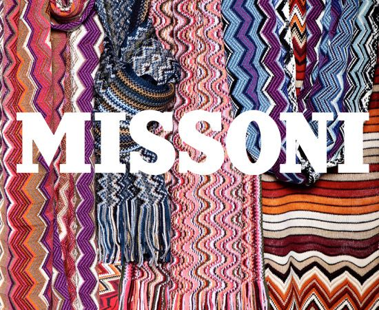 Missoni Scarves: A Cool Weather Go-To | Shoptalk