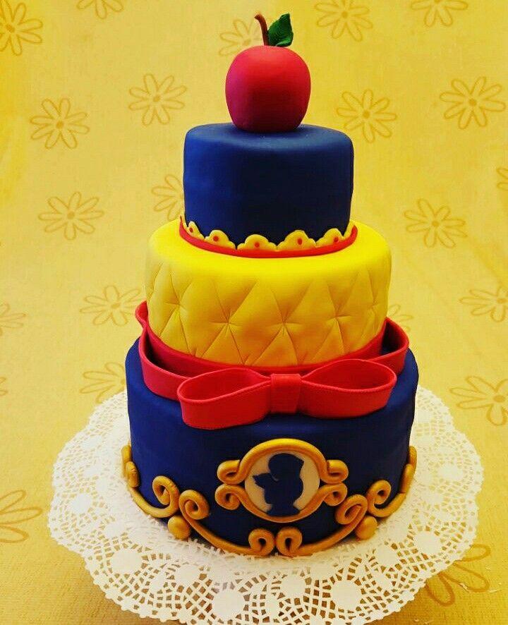 Torta Blanca Nieves