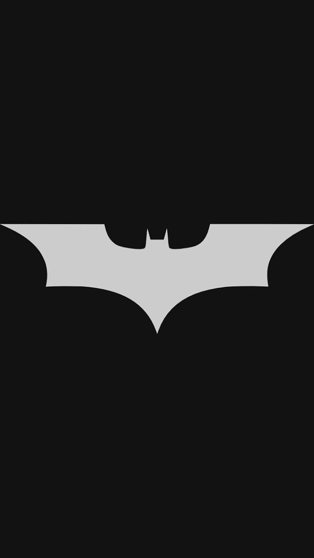 Wallpaper Batman para móvil.