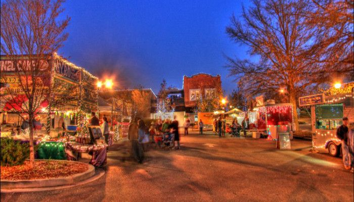 1. Rock Hill, SC (Old Town)