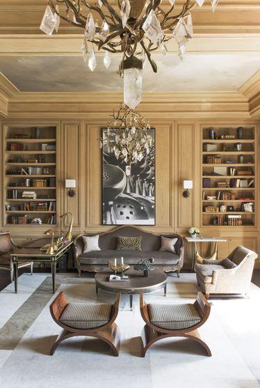 144 Best Jean Louis Deniot Images On Pinterest Living