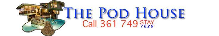 Port Aransas - Beachcomber Vacation Rentals, The Pod House, Rental House Port Aransas, Port Aransas Vacation Rentals, Port Aransas Beach Hou...