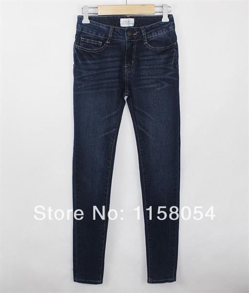 История брюки джинсы