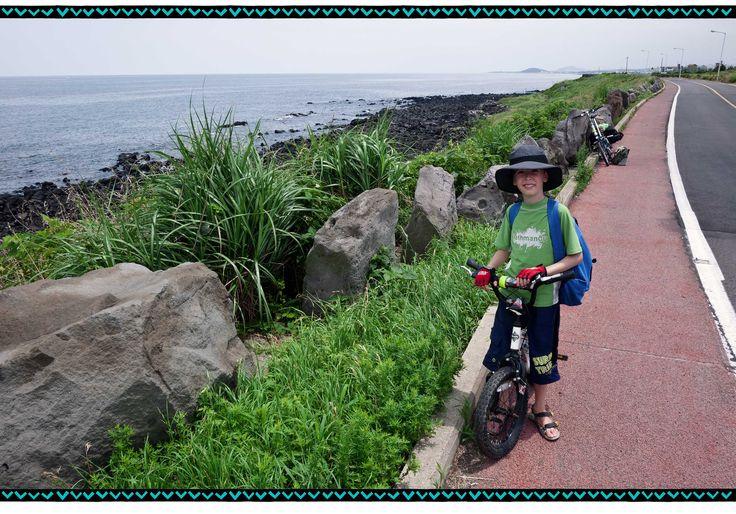 Our Family's Cycling Trip Around Jeju Island