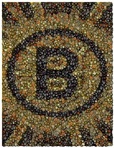 Click Here. Double your traffic. Get Vendio Gallery - Now FREE! Payment | Shipping | Additional Information Incredible Boston Bruins Hockey Puck mosaic print Click to View Image Album Click to View Im