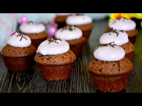 "Шоколадные Кексы ""Пасхальные Яйца"" - YouTube"