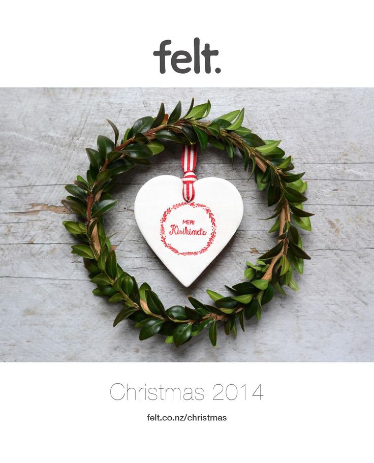 Felt Christmas Catalogue 2014  A hand-picked selection of gorgeous gift ideas, handmade in New Zealand by local artists, designers and makers. Visit the Felt Christmas Gift Guide to see more at http://felt.co.nz/christmas