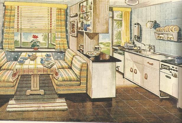 25 Best Ideas About 1940s Kitchen On Pinterest 1940s