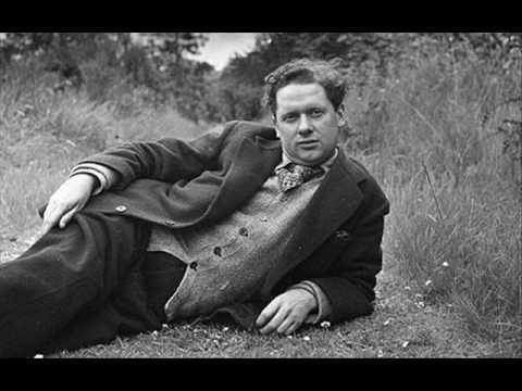 Dylan Thomas — Poem On His Birthday - YouTube